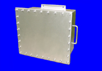 Nemaco&#8482 - NEMA 6P Enclosure, Heavy Duty Industrial, Submersible, 316 Stainless Steel, Bolt on Cover