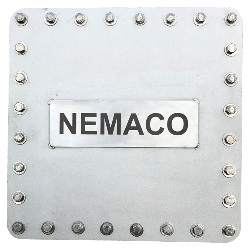 Nemaco™ - NEMA 6P Enclosure, Heavy Duty Industrial, Submersible, 316 Stainless Steel, Bolt on Cover