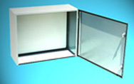 Nemaco&#8482 - NEMA 12 Enclosures, Continuous Interior Dust Seal, Easy Quarter Turn Latches for Front Door, Nemaco Technology, LLC
