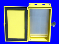 NEMA 3 Enclosure - Rain & Water Resistant, Interior Environmental Dust Seal - Nemaco Technology - USA